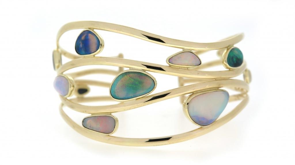 Wristbands Lk Atelier Zlatnictvi