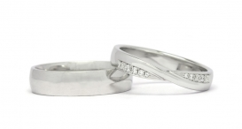 W2142 - white gold and diamonds - foto č. 212