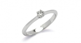 R1086-407 - white gold and diamond - foto č. 67